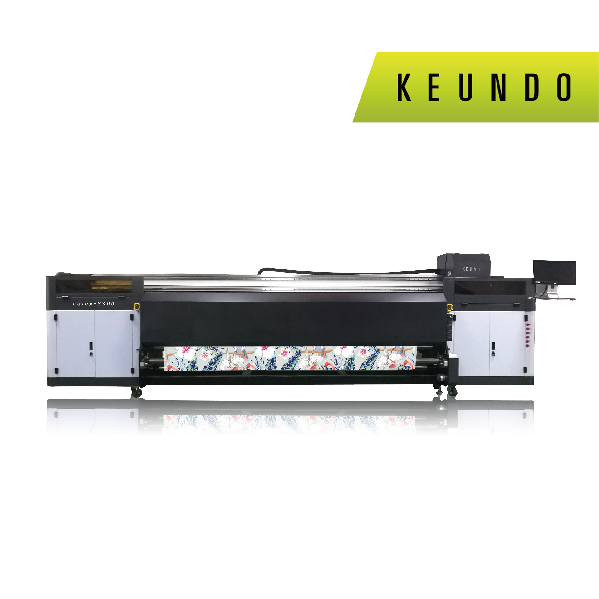 Latex-3300 Environmental-friendly Latex Printer With Ricoh Heads