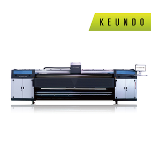 HQ3200-TX8 3.2m Direct Textile Print & Color Fixation With Ricoh Heads