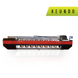 SQ5200 UV 5m High End Grand Format UV Roll To Roll Printer With GEN5/GEN6